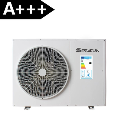 9.5KW A+++ Energy Label DC Inverter Air to Water Heat Pump - Monoblock Type