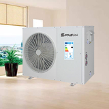 Why Does DC Inverter Air Source Heat Pump Becomes Popular?
