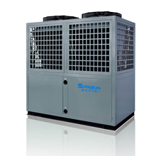 80KW 100KW 120KW Energy Saving Air to Water Swimming Pool Heat Pump Heater