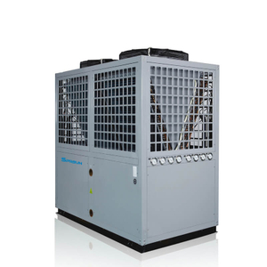 41-72KW -25℃ EVI Air to Water Low Temperature Heat Pump Heating Cooling