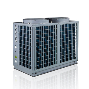 EVI 28KW 80℃ Hot Water High Temperature Air Source Heat Pump Heating