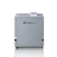 10-25KW High COP Ground Source Geothermal Heat Pump for Hot Water & Floor Heating